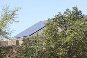 Church's Solar Panels