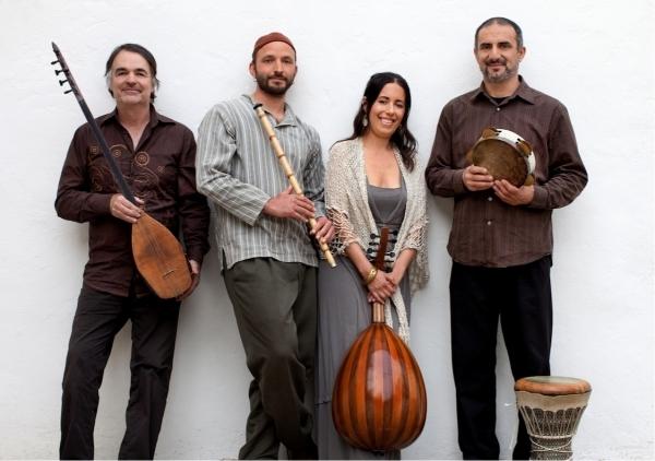 Qadim Ensemble — Sunday, May 5, 2019 5PM